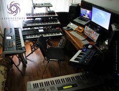 Current studio view. Take a tour: www.albaecstasy.ro