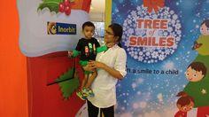 Have you met a more adorable Santa? Meet Santa Shivansh! #InorbitMakesMeSmile