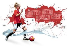 Still hunting for a #Christmas #gift for the #soccer player in your family? It's not too late to sign them up for our Winter Break Soccer Camp!
