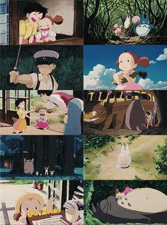 My Neighbor Totoro | Studio Ghibli