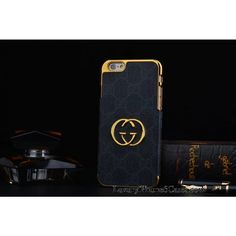 8920ab6b109624 Where to Buy Real Gucci iPhone 6 Plus Cases - High Pouplar in New York -  Awesome Fashion Board - Black