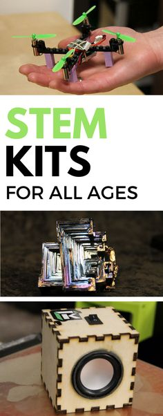 Kits to make doing STEM projects even easier! Classrooms will appreciate these as well as anyone who loves to make! Electronic Kits, Science Gifts, Stem Learning, Stem Steam, Stem Projects, Bracelet Watch, Etsy Seller, Classroom, Electronics