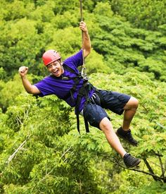 Adrenaline Course has the longest air time out of any Kauai zipline tours! Experience an intense and thrilling high-speed zipline course. Life Is An Adventure, Greatest Adventure, Adventure Awaits, Zipline Tours, Kauai Tours, Kauai Activities, Kauai Vacation, High Speed, Fun