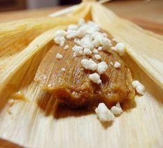 pumpkin pie tamales?? I want!