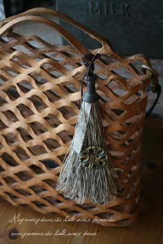 tassel for basket