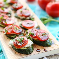Healthy Grilled Capr
