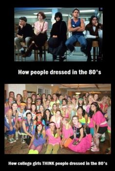 how colleges see the old fashion
