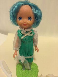 Rose Petal Place Lily Fair Doll Vintage 1984 Blue | eBay