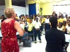Week of the Young Child Kick-Off K-3 Pt 13 of 14 Julius E Sprauve School...