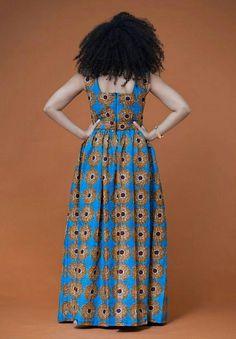 Dee African Print Dress/African Clothing/African Dress For Women/African Dress/Ankara Dress/African African Lace Styles, Short African Dresses, Latest African Fashion Dresses, African Print Fashion, Afrocentric Clothing, Traditional African Clothing, Ankara Dress, African Attire, Trendy Dresses
