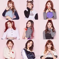 TWICE - Group