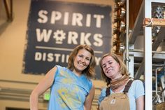 Spirit Works, Sonoma's grain-to-glass distillery known for their classic gins and vodka, has officially added whiskey to its repertoire.Head distiller Ashby Marshall and her all-female teamof spirit connoisseurs have had their eye on whiskey since the distillery was founded in 2012. Their first ba...