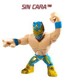 Jakks-Accessoires pour WWE Wrestling figures Noir Microphone