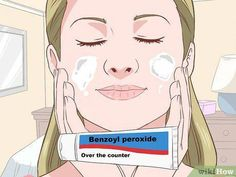 How to Instantly Get Rid of a Pimple (Cotton Ball Popping Method) #GetRidOfPores Get Rid Of Pores, How To Get Rid Of Pimples, Banana Facial, Acne Medicine, Prevent Wrinkles, Facial Care, Good Skin, Skin Care Tips