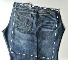 Sew Natural Blog: Inspiratie: Tassen maken van gerecyclede Jeans