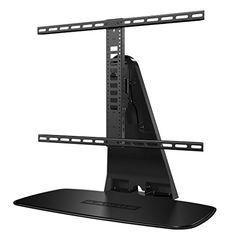 Sanus Swivel TV Base Mount for 3260 TVs  Designed to be Sonos PLAYBASE Compatible  Features 40 of Swivel 8 of Height Adjust  Improved TV Stability  WSTV1B1 -- You can get additional details at the image link.(It is Amazon affiliate link) #funny