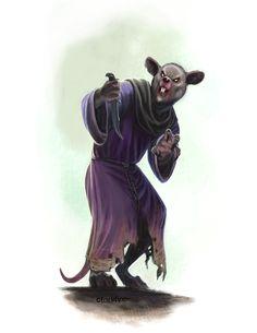 Eric Lofgren Presents: Ratman Cultist - Misfit Studios | Eric Lofgren | Publisher Resources | DriveThruRPG.com Privateer Press, White Wolf, Stock Art, Art File, Misfits, All Art, Art Images, Arms
