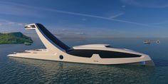 Gabriele Teruzzi - Yacht & Design - Shaddai