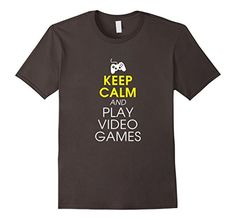 Men's Keep Calm and Play Video Games gamer t shirt - game... https://www.amazon.com/dp/B01M30XLNE/ref=cm_sw_r_pi_dp_x_-gCeyb8KAQMYH
