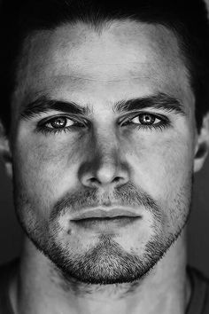 Stephen Amell. My goodness