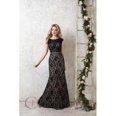 Christina Wu Bridesmaid Dress 22746