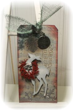 Something old, something new, something borrowed, something cool. and lots of love. These are things my cards are made off! Something Old, Tim Holtz, I Card, Bottle Opener, Ladder Decor, Christmas Cards, Tags, Cool Stuff, Home Decor