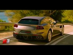 Ferrari GTC4Lusso - Preview and First Test Drive Only Sound