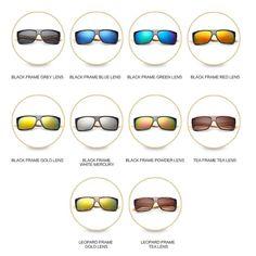 Designer Wooden Sunglasses - Big Star Trading Store