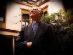 P. Alberto Ibañez, S.J. Aniversario 57 de ordenación sacerdotal (17.12.12).