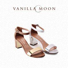 Life isn't perfect but your shoes can be #VanillaMoon #VanillaMoonShoes #BlockHeels