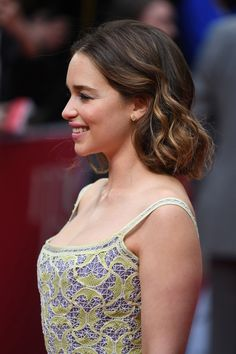 May 25: Me Before You Premiere in London - 0525 MBYLondonPremiere 0031 - Adoring Emilia Clarke - The Photo Gallery