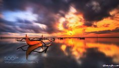 Fire on Sky by BertoniSiswanto
