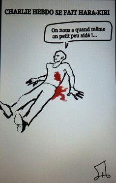 Hommage a Charlie Hebdo SEB