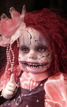 Slightly Wicked Dolls, clown