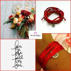 Zen vibes and happy clients in Paris. <3 Thank you! *Silk wrap bracelet by The Zen Project