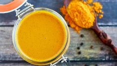 This delicious Turmeric Golden Milk Recipe is an ancient immune-boosting remedy that has been used for ages to benefit digestion,among other health conditions. Turmeric Paste, Turmeric Milk, Curcuma Latte, Almond Milk Recipes, Paste Recipe, Turmeric Recipes, Turmeric Health Benefits, Golden Milk, Natural Remedies