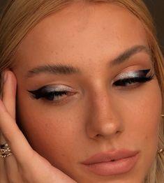 No Eyeliner Makeup, Kiss Makeup, Makeup Art, Beauty Makeup, Hair Makeup, Eyeshadow, Make Up Looks, Looks Cool, Cute Makeup Looks