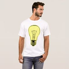 Lamp Yellow 11.17 T-Shirt - good gifts special unique customize style