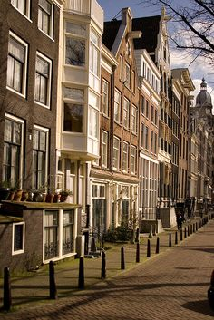 Keizersgracht Amsterdam, lived there for 9 months in 1989 - 1990.
