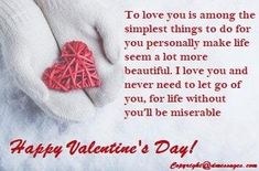 Valentine quotes for friends, girlfriend, him - Funny Valentine quotes Happy Valentines Day Quotes For Him, Valentines Day Quotes For Friends, Valentines Day Funny, Girlfriend Quotes, Husband Quotes, Boyfriend Quotes, Funny Girlfriend, Valentine's Day Quotes, Funny Quotes