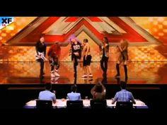 The X Factor Uk 2015 - Audition - Alien