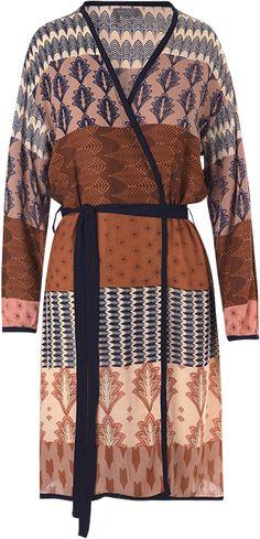 Unmade Copenhagen Feral kimono