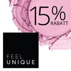 Klicken Sie hier um 15% Rabatt auf Ihre erste Bestellung bei Feelunique zu erhalten. Schauen Sie jetzt bei Europa's größtem Online-Beauty Händler vorbei und wählen Sie Ihr Lieblingsprodukt aus über 450 Marken aus.