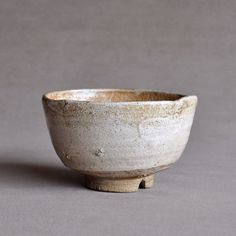 Japanese Hagi Tea Bowl Edo period