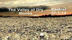Do you find yourself in a valley of dry bones? See how dry bones can become new life through this message. Live On Shabbat: Join us LIVE every Saturday @ Valley Of Dry Bones, God's Love Never Fails, Ezekiel 37, The Black Cauldron, Life After Death, Frame Of Mind, In The Flesh, Names Of Jesus, Far Away