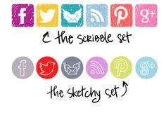 Botones de Redes Sociales para el blog