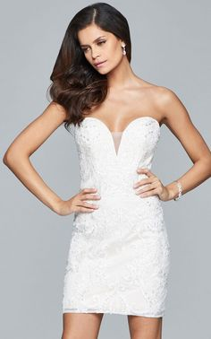 66cd069dc2b1 Theia COURTNEY 890235 Wedding Gown Strapless NEW NWT in 2018   My Posh  Closet   Pinterest   Gowns, Wedding gowns and Closet