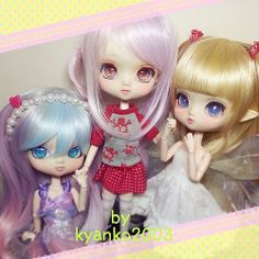 My three little yeolume(๑º╰╯º๑)♬ Left: Pasha, Kiska, Erlene #yeolumepodo…