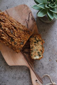 The All in One Veggie Bread Natural Born Feeder, Vegan For A Week, Come Dine With Me, Vegetarian Recipes, Healthy Recipes, All In One, Breads, Veggies, Meat