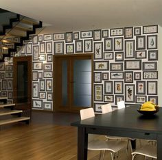 Amazing Walls: il nuovo modo per vestire le pareti  Scopri la collezione per decorare le pareti in modo contemporaneo, questo è solo un esempio delle tante altre fantasie disponibili. Con la richiesta riceverai il catalogo completo. http://gomez.dibaio.com/aspx/open/info/e-document02.aspx?idc=32945&IDCampagna=69